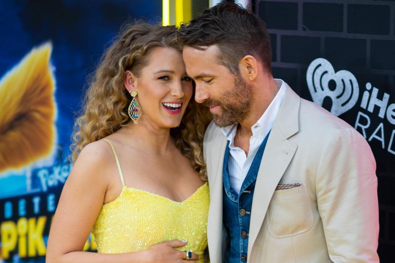 Glamorous Blake Lively és elegáns Ryan Reynolds jelent meg a