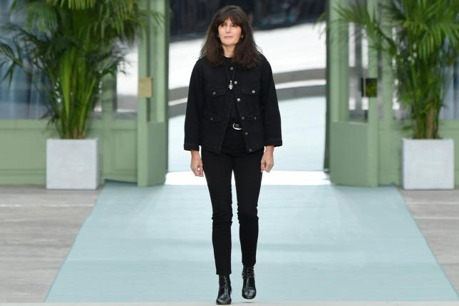 55b560316f Virginie Viard lesz Karl Lagerfeld utódja, vagyis Coco Chanelt követően  ismét nő került a divatcég éléreForrás: Getty Images/2019 Getty  Images/Pascal Le ...