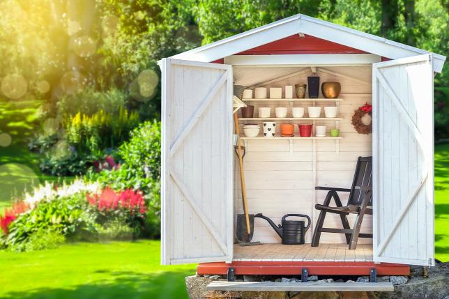 53ab33155fb5 Egy kerti tároló rengeteg helyet felszabadíthat a családi házbanForrás:  Shutterstock