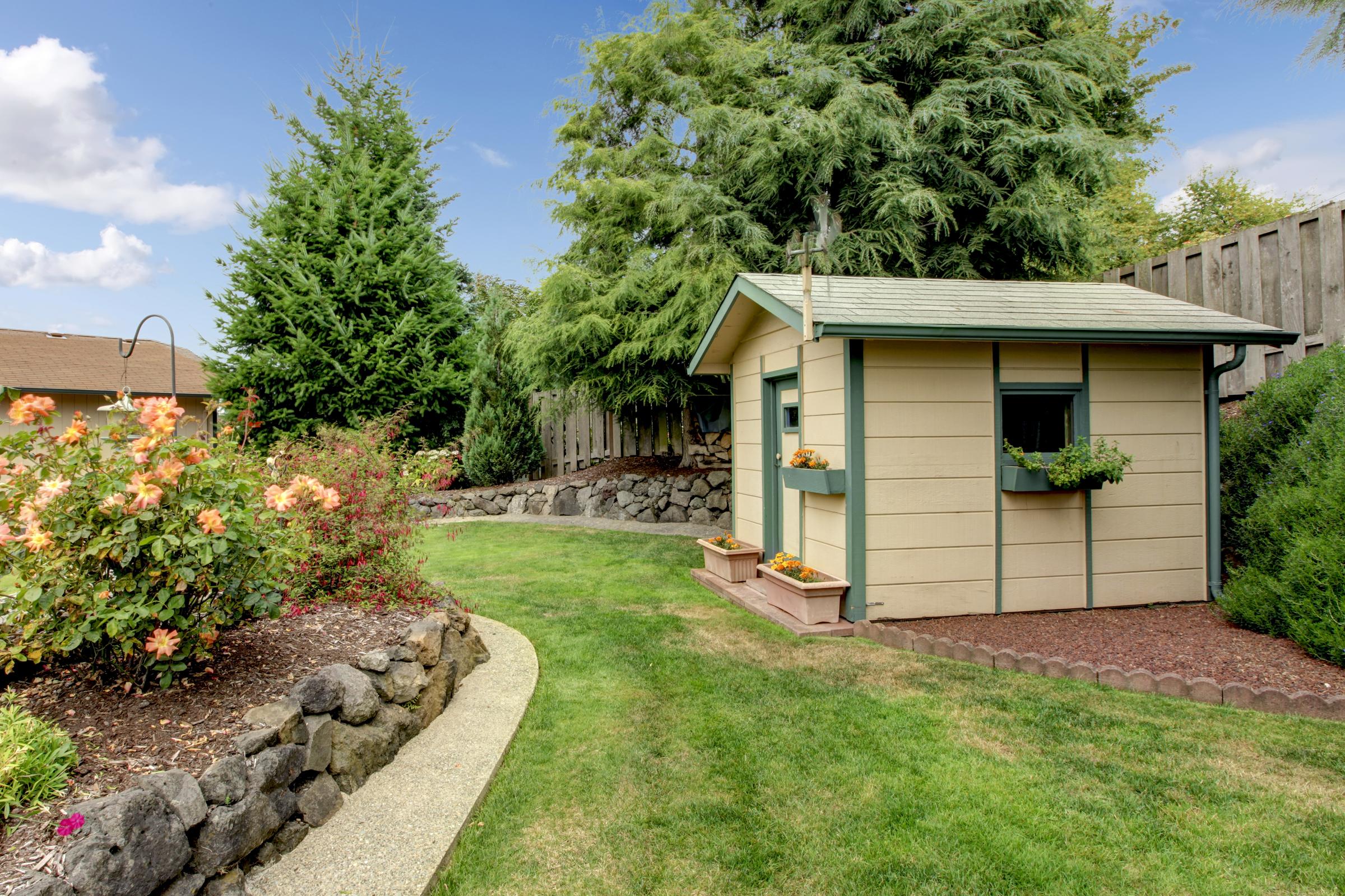 7408e99b2950 Így válassz kerti házat, tárolót a kertednek és igényeidnek megfelelően!