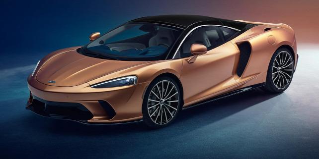 Forrás: McLaren