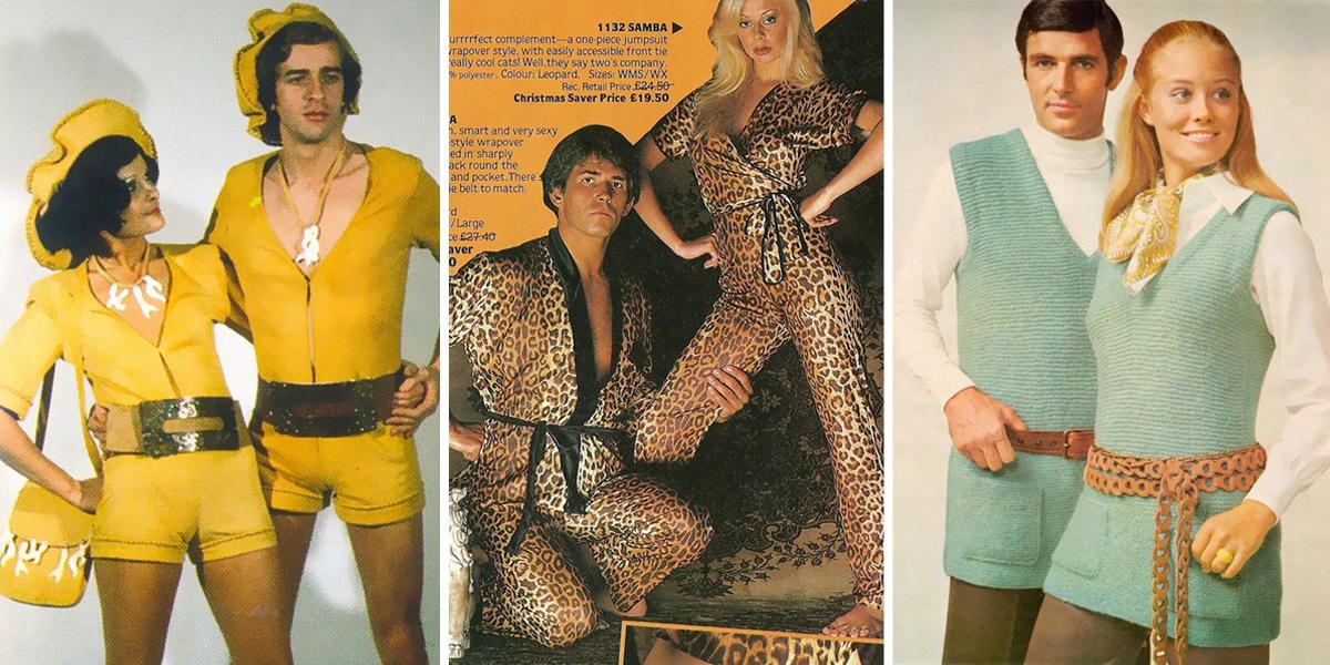 71ea1e7a9e Könnyfakasztó divatfotók a 70-es évekből, amelyeket látnod kell