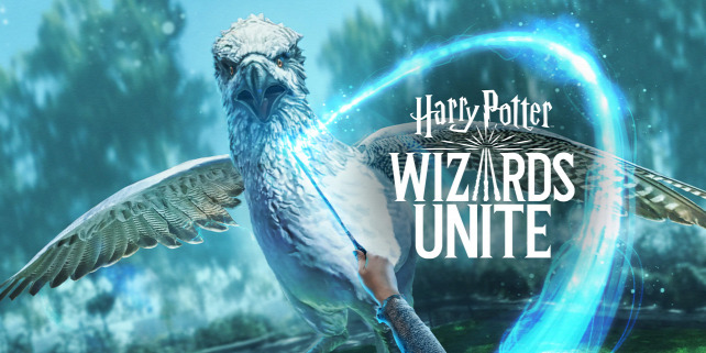 Forrás: Harry Potter: Wizards Unite
