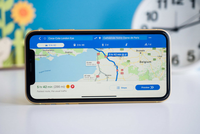 3172a73369 Nagyon hasznos funkciókkal frissült a Google Térkép