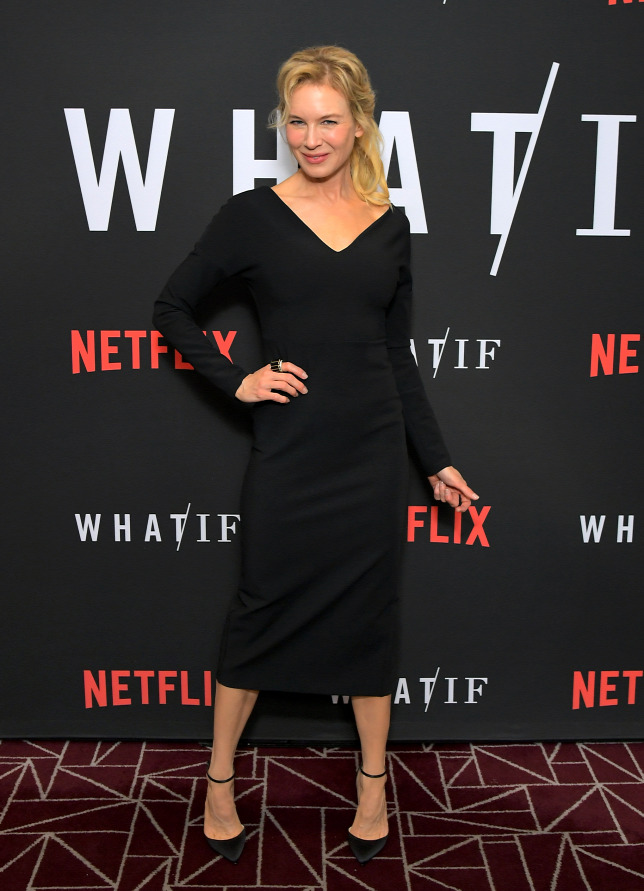 bf4079e49d Renée Zellweger bemutatta új sorozatátForrás: Getty Images for Netflix/2019  Getty Images/Charley Gallay