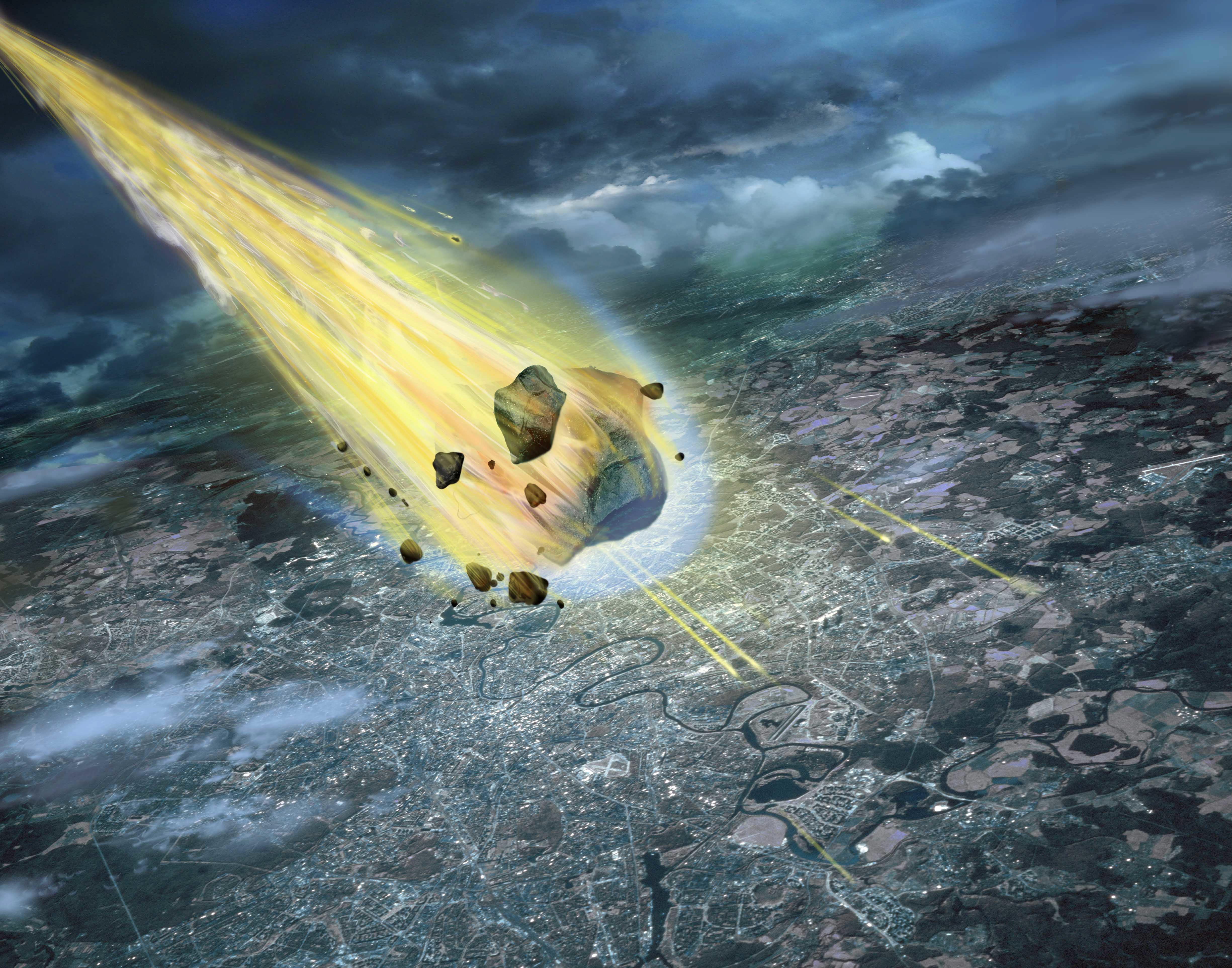 Rémisztő előrejelzés: üstökösök fogják bombázni a Földet