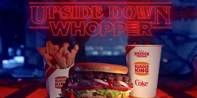 Forrás: Burger King