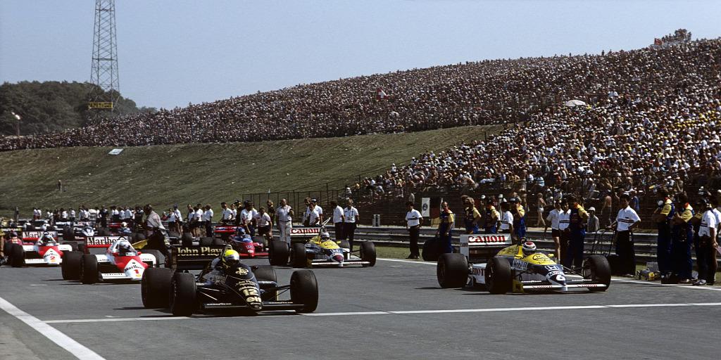 Már 35 éve a Hungaroringre jön az F1, ilyen volt az első Magyar Nagydíj