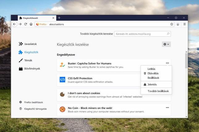 Firefox Captcha Solver