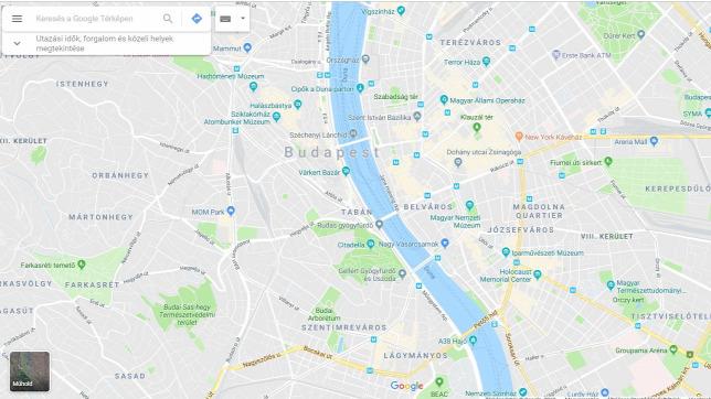 Oriasi Segitseg Lehet A Google Terkepe Nyaralaskor