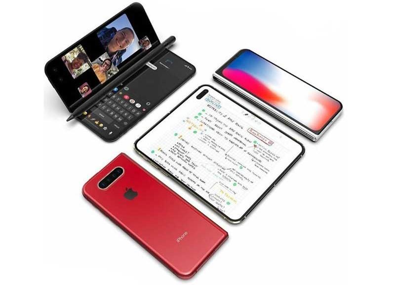 Csak 2021-ben jöhet az összehajtható iPhone