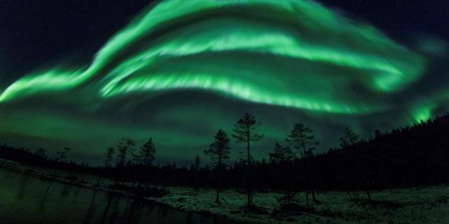 Forrás: REUTERS/Alexander Kuznetsov / All About Lapland/Alexander Kuznetsov