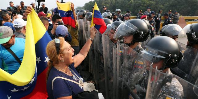 Forrás: MTI/EPA-EFE/Ernesto Guzman Jr.