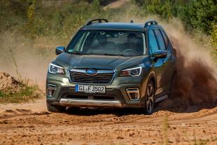 Forrás: Subaru