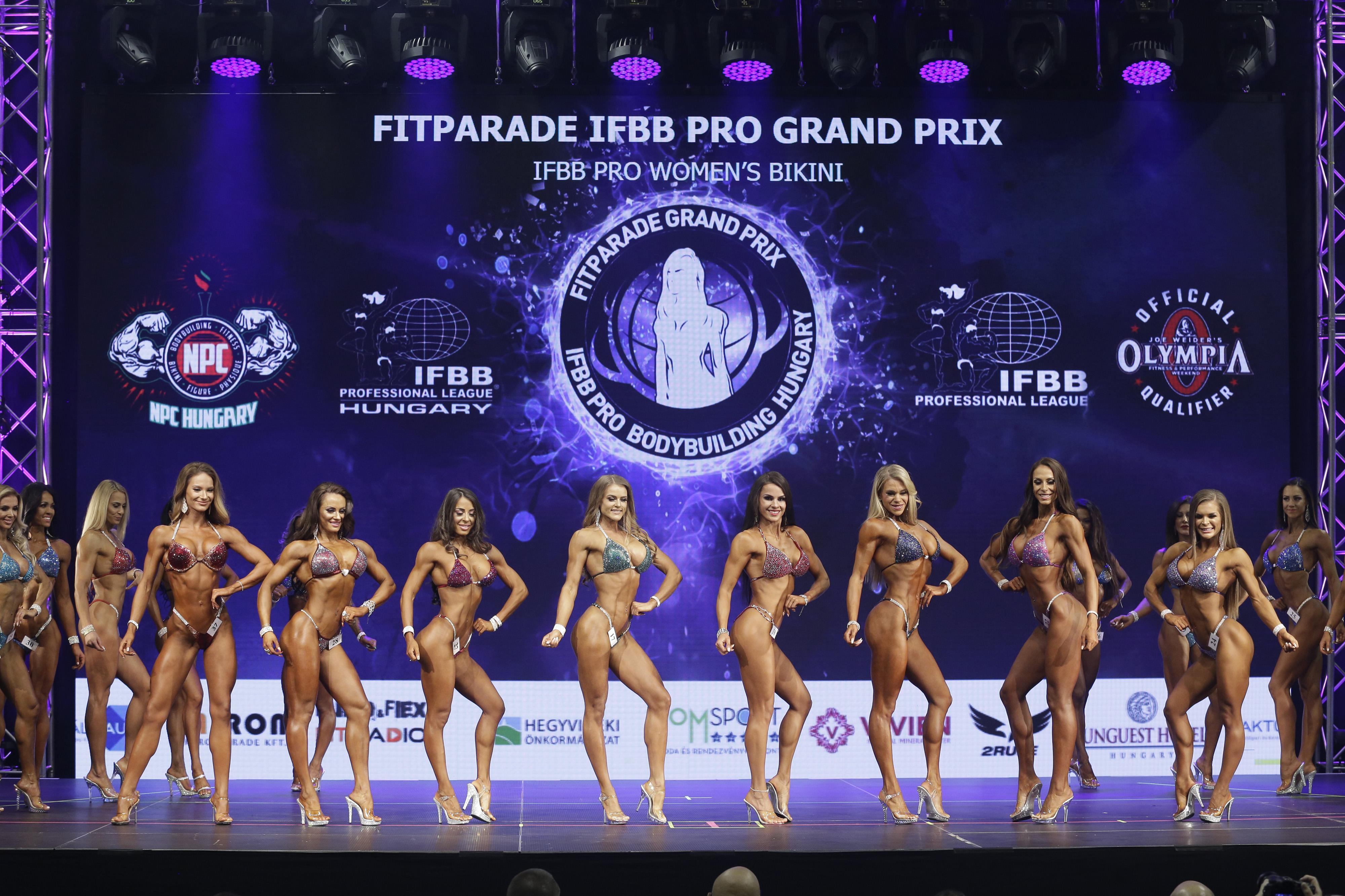 testépítő versenyek 2019