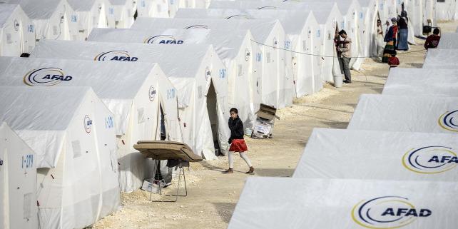 Forrás: AFP/Bulent Kilic