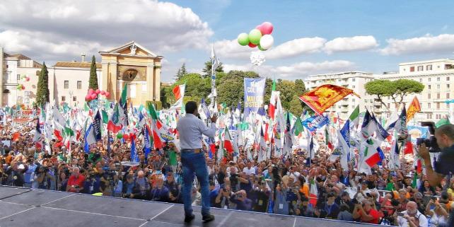 Forrás: Matteo Salvini / Twitter