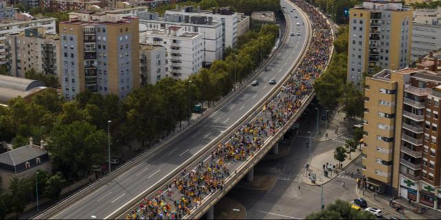 Forrás: MTI/AP/Emilio Morenatti
