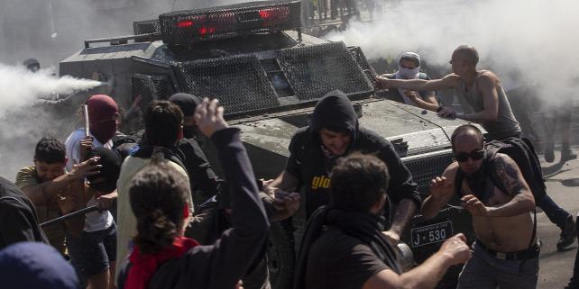 Forrás: AFP/Claudio Reyes