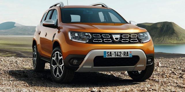 Forrás: Dacia