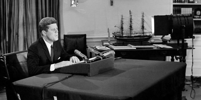 Forrás: JFK Library
