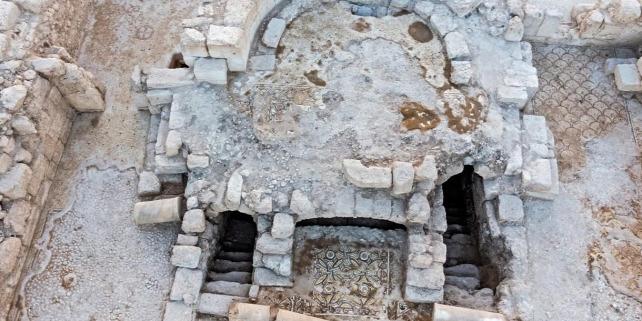 Forrás: Asaf Peretz, Israel Antiquities Authority