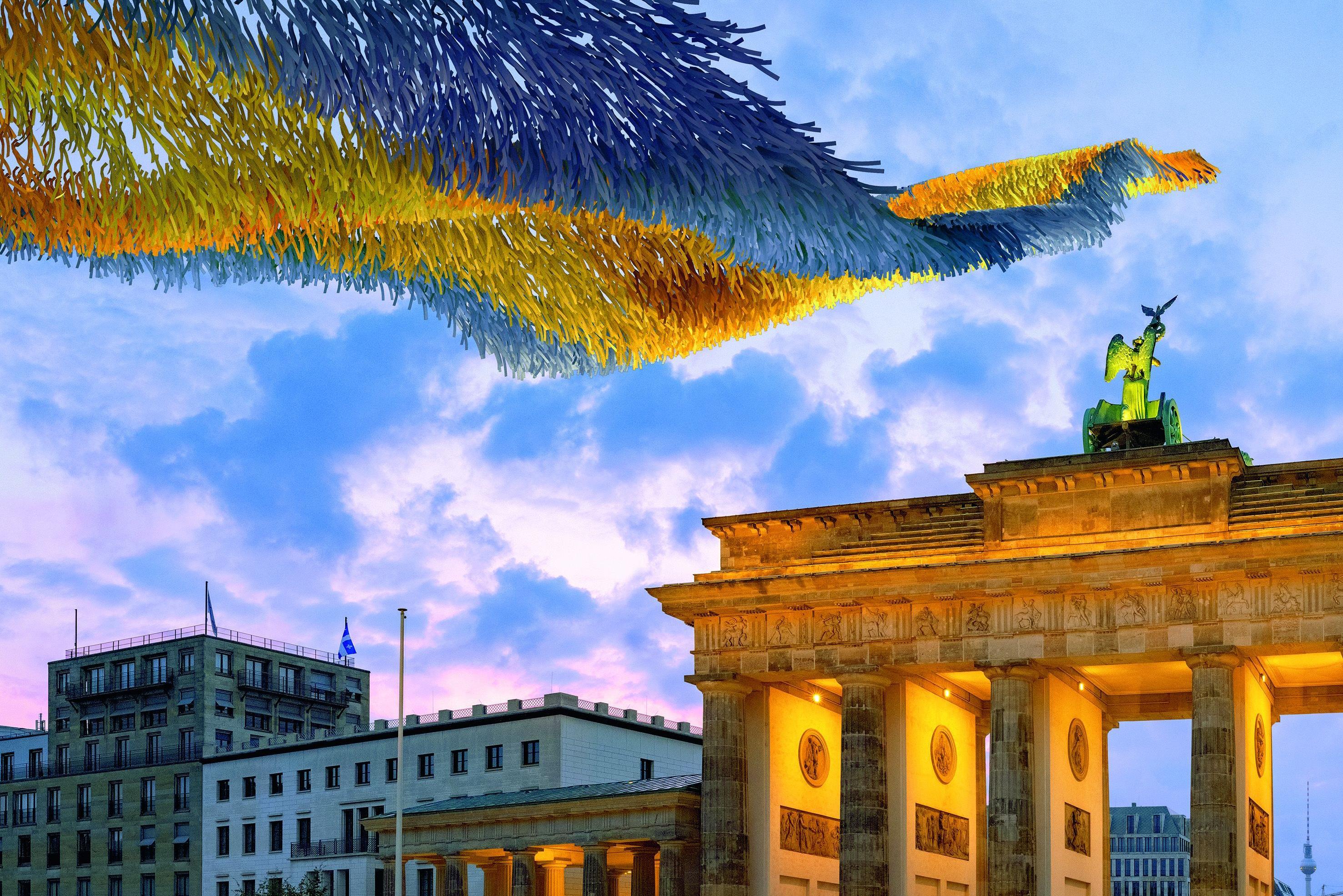 berlin egyetlen szabad)