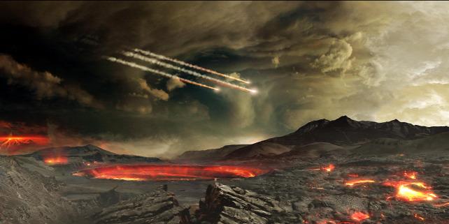 Forrás: NASA's Goddard Space Flight Center Conceptual Image Lab