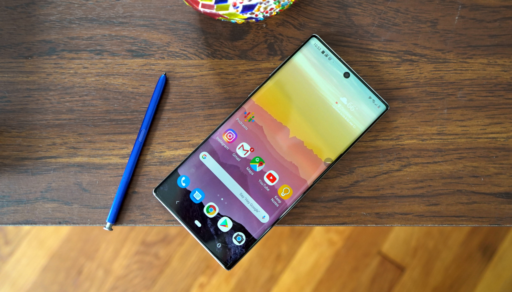 Érkeznek a decemberi biztonsági javítások a Samsung Galaxy Note 10 ...