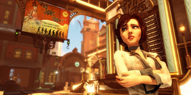 Forrás: Irrational Games / 2K
