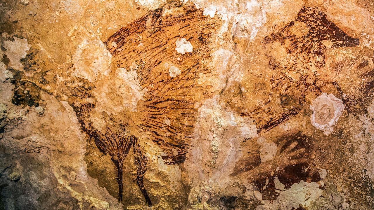 radiokarbon randi barlang festmények