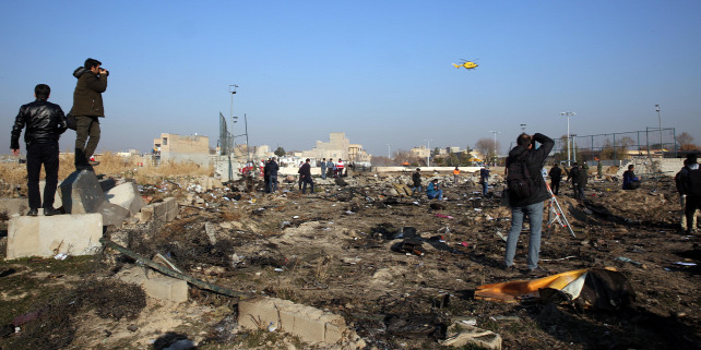 Forrás: MTI/EPA/Abedin Taherkenareh