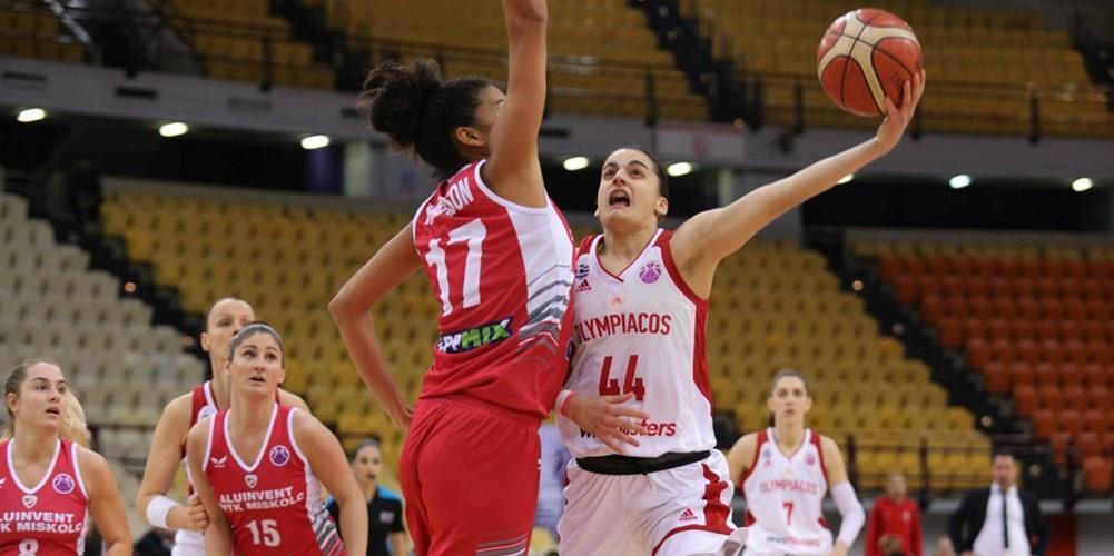 Visszalépett a DVTK svéd ellenfele a női kosárlabda Európa-kupában