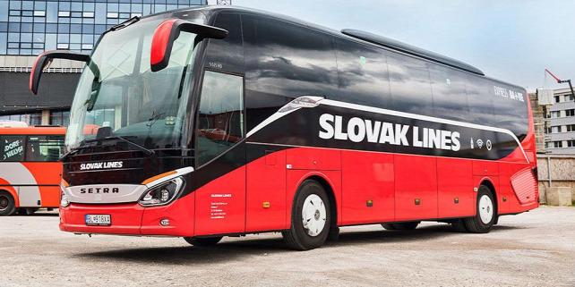 Forrás: Slovak Lines
