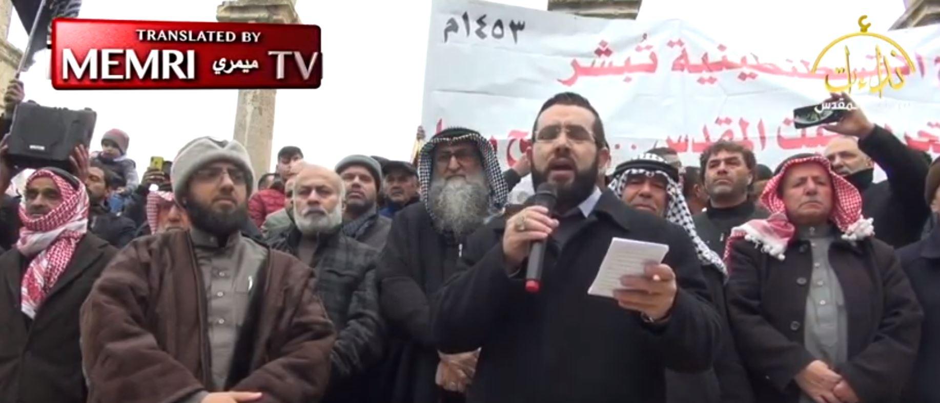Videó: Allah akaratából nemsokára elfoglaljuk Rómát! – mondta a muszlim prédikátor
