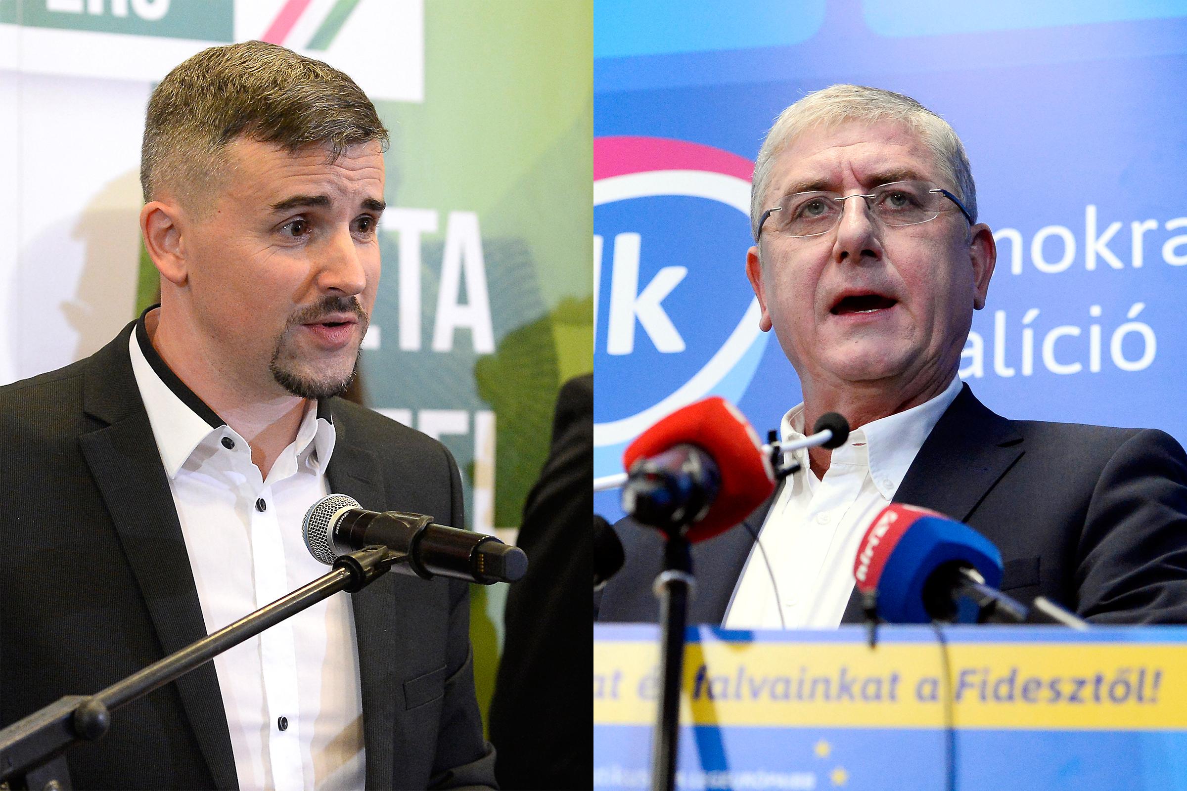 Újabb botrány tört ki a Jobbikban, akinek antiszemita jelöltjét továbbra is támogatja a baloldal