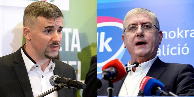 Forrás: MTI/Soós Lajos, Kovács Tamás
