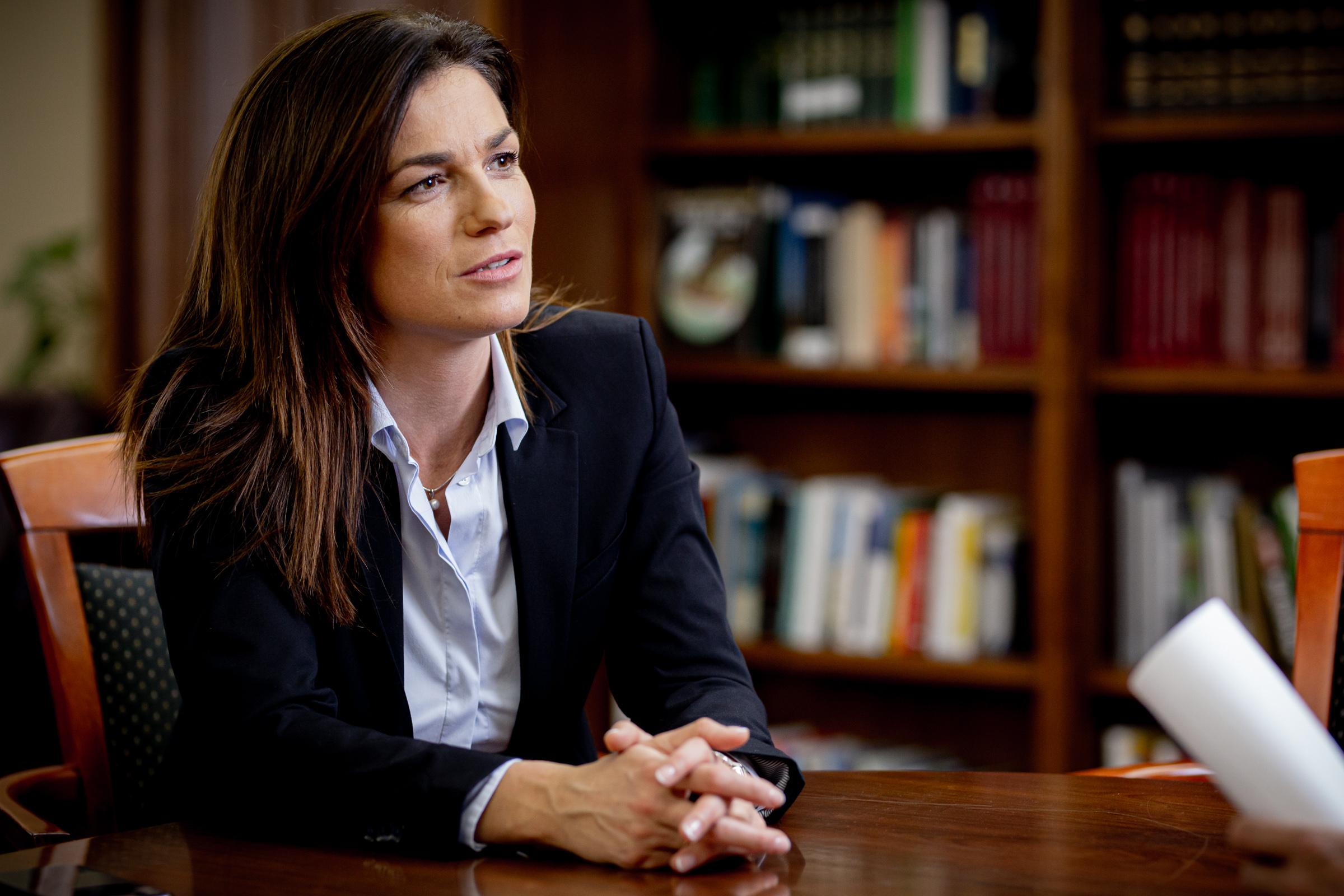 Varga Judit: Magyarország egy szuverén és szabad ország