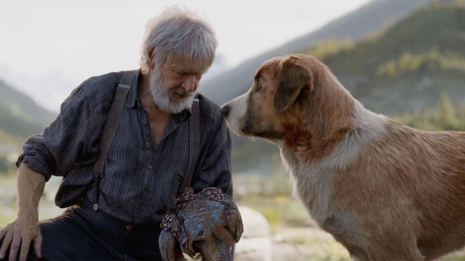 Harrison Ford és a digitális kutya érdekelte a legtöbb magyar nézőt a hétvégén