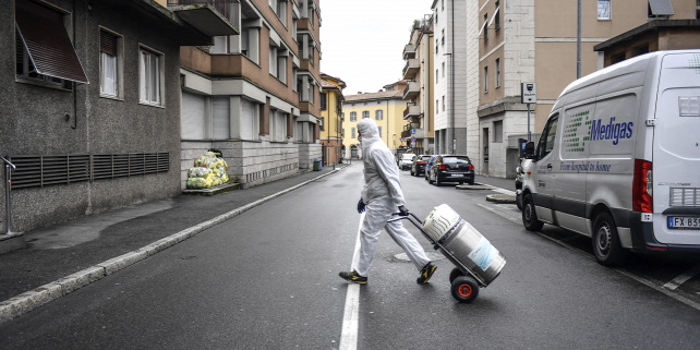 Forrás: MTI/AP/LaPresse/Claudio Furlan