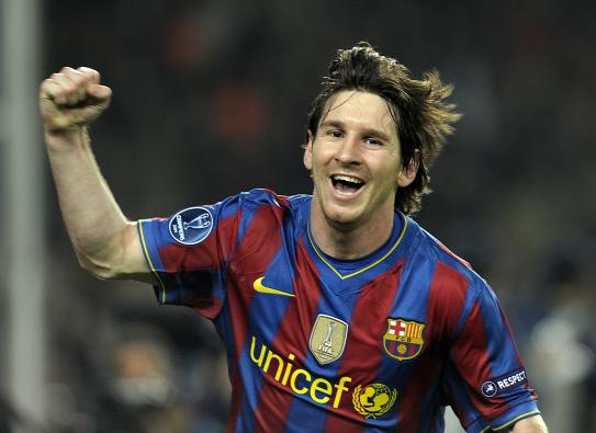 Mindenkit elsöpört a pusztító Lionel Messi