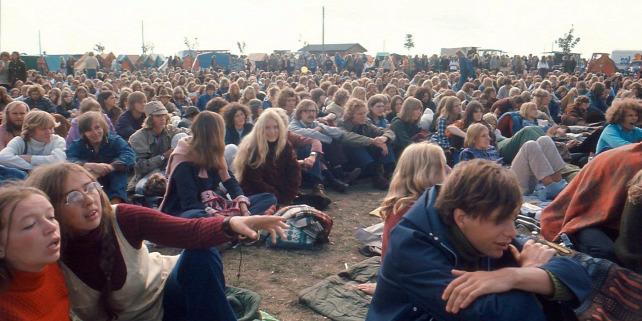 Forrás: Roskilde Festival / Facebook.com/orangefeeling