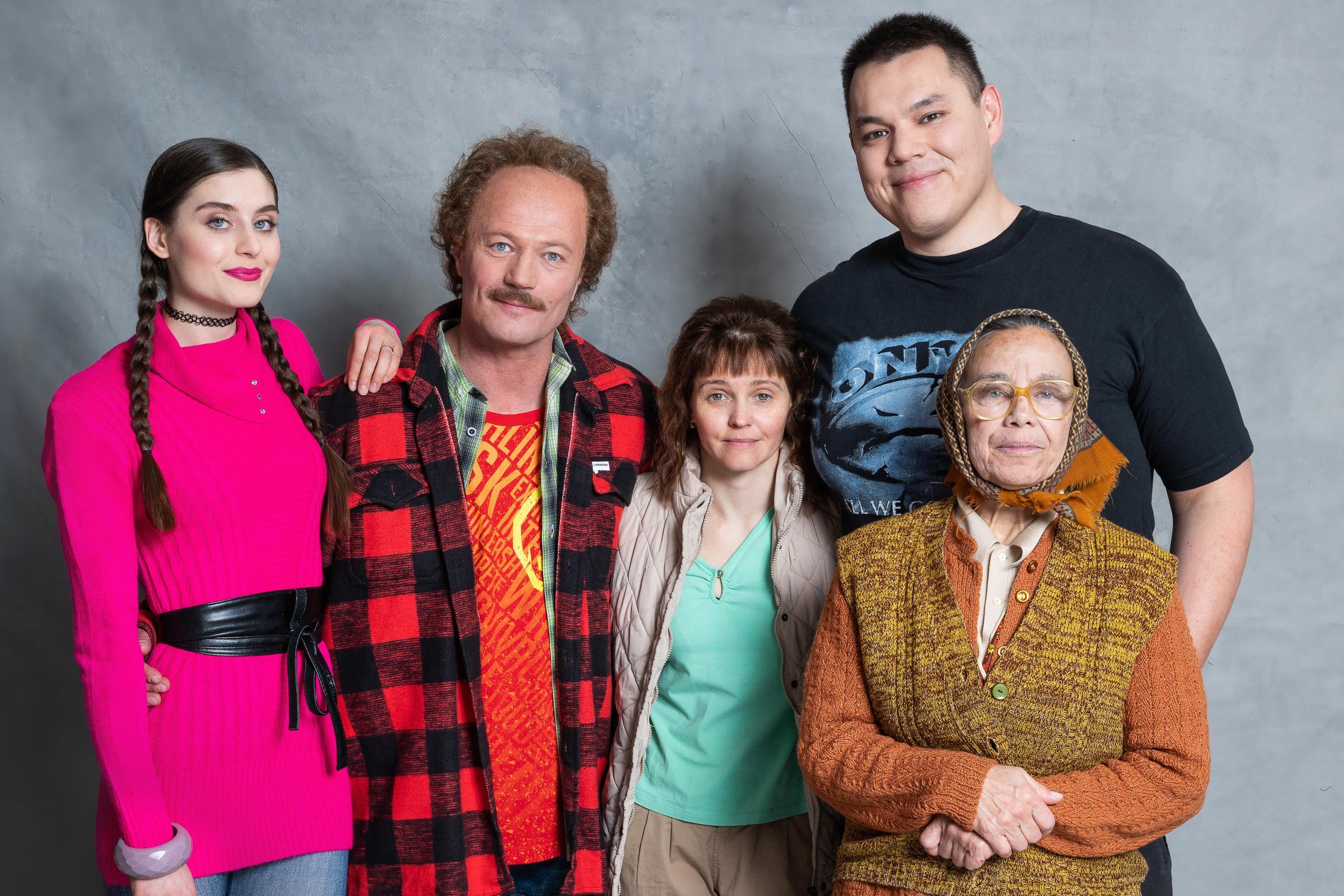 Új sorozat indul a TV2-n Stohl András főszereplésével