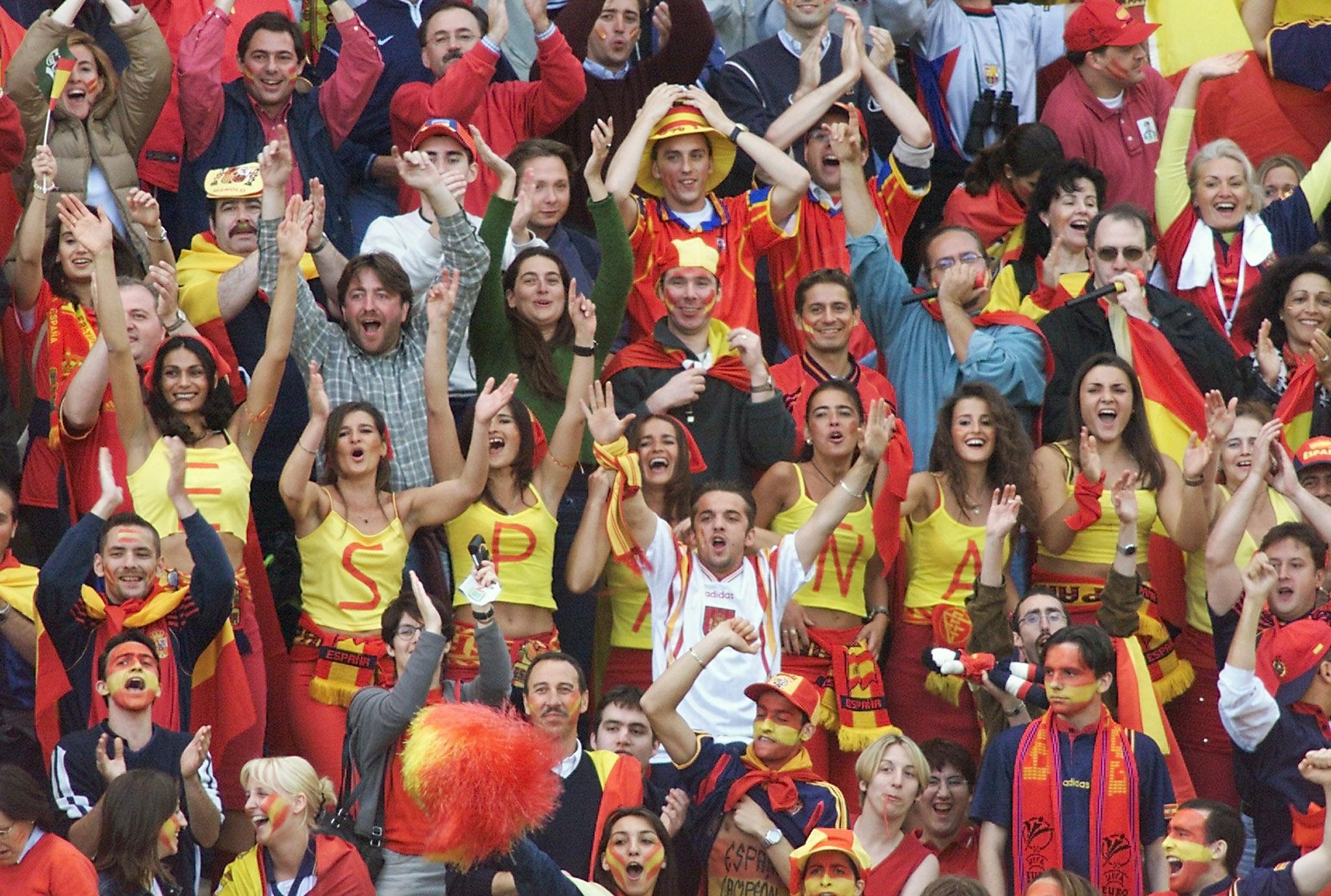 spanyol találkozó nők)