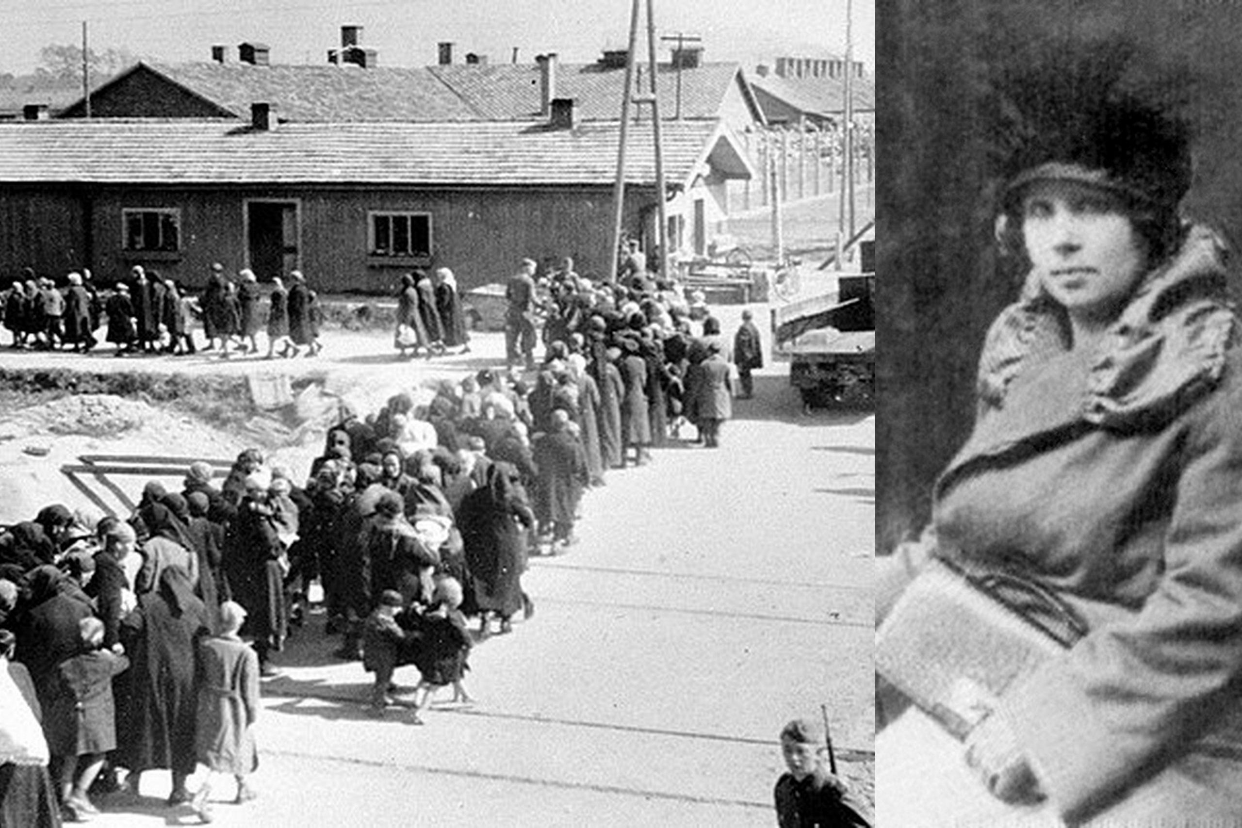 Egy szülésznő, aki az auschwitzi halálzónában is a babákért küzdött