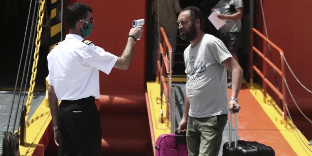Forrás: NurPhoto via AFP/Panayotis Tzamaros/NurPhoto/Panayotis Tzamaros