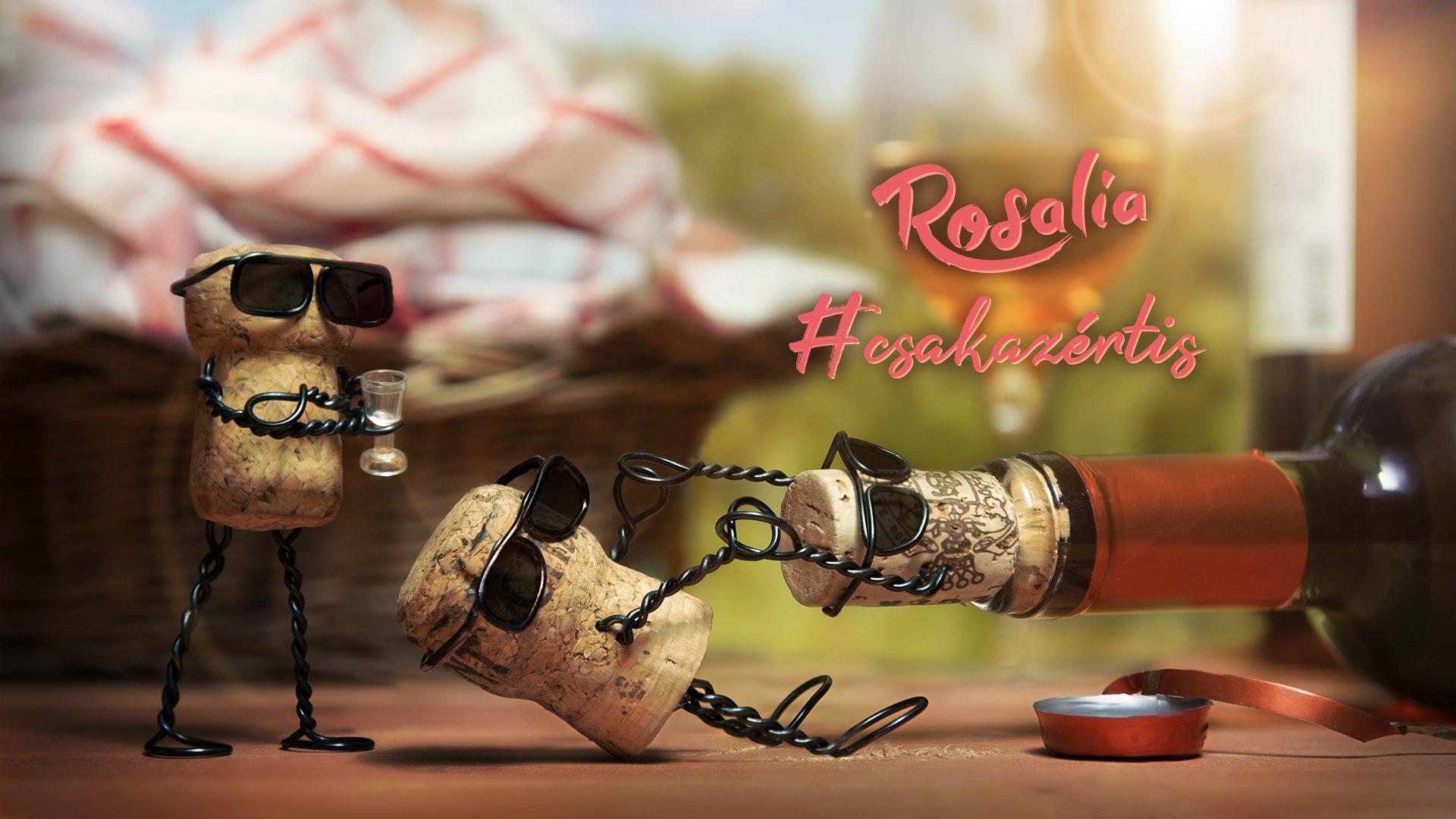 Rosalia #csakazértis