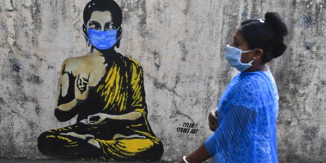 Forrás: AFP/Indranil Mukherjee