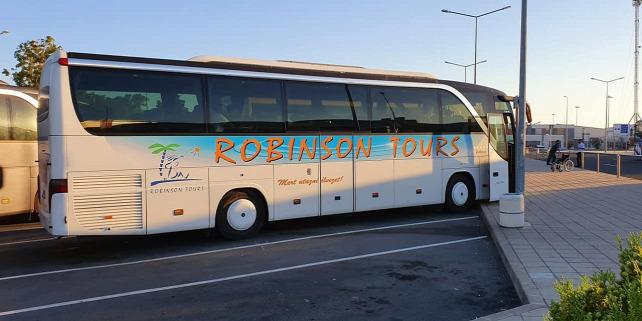 Forrás: Facebook/Robinson Tours