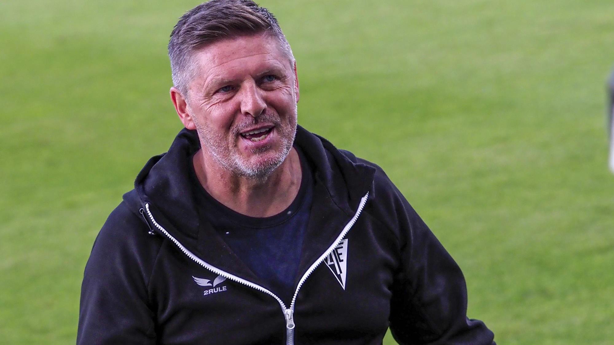A Fehérvár új edzője: Itt is folyamatosan meccseket kell nyerni, csak kicsit többet, mint Zalaegerszegen